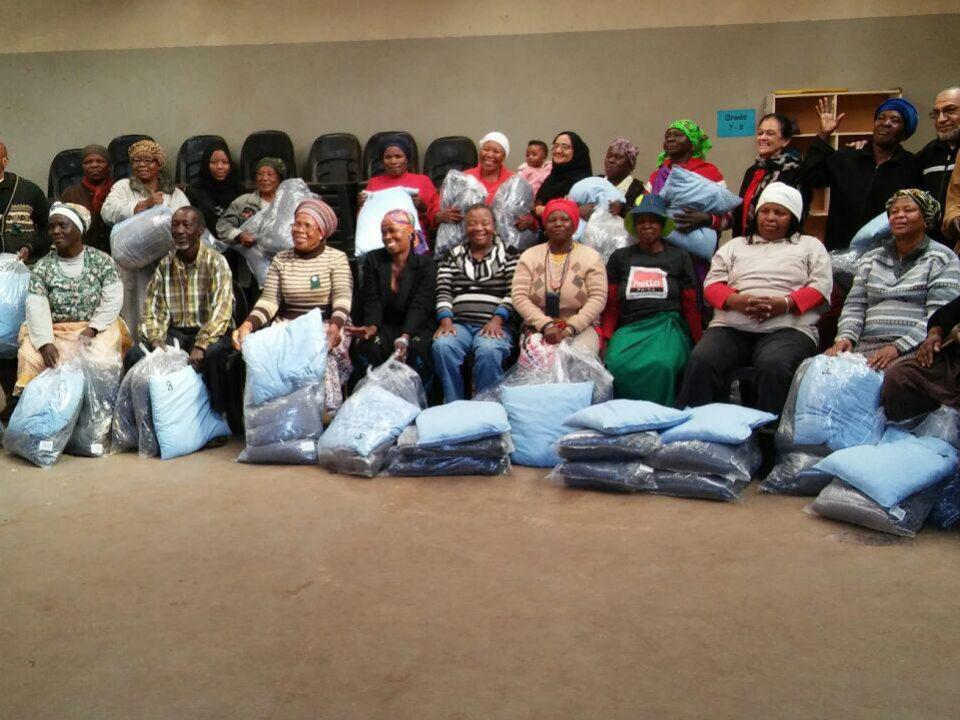 Mandela Day Blanket Initiative